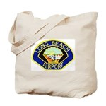 Long Beach Airport PD Tote Bag