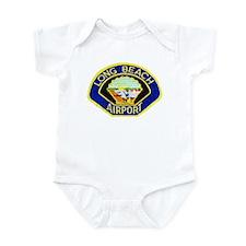 Long Beach Airport PD Infant Bodysuit