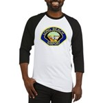 Long Beach Airport PD Baseball Jersey