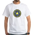 Alaska Highway Patrol White T-Shirt