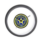 Alaska Highway Patrol Wall Clock