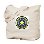 Alaska Highway Patrol Tote Bag