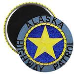Alaska Highway Patrol Magnet