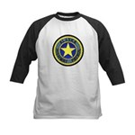 Alaska Highway Patrol Kids Baseball Jersey