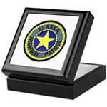 Alaska Highway Patrol Keepsake Box