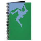 BLUE GREEN CLIMBER Journal