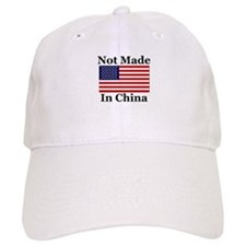 Not Made In China - America Cap