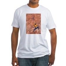 WALL CLIMBER PAINTING Shirt