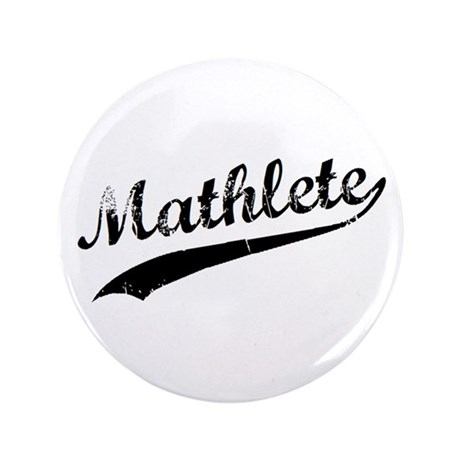"Mathlete 3.5"" Button"