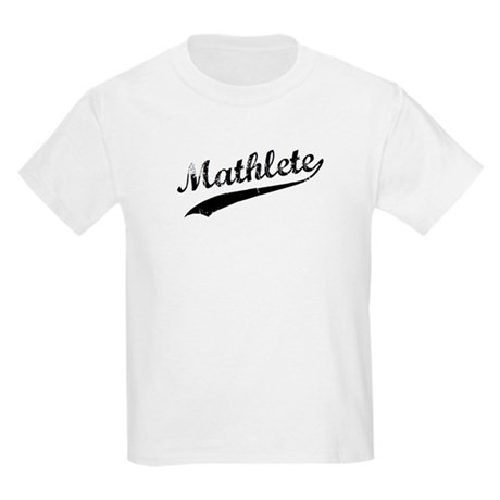Mathlete Kids Light T-Shirt