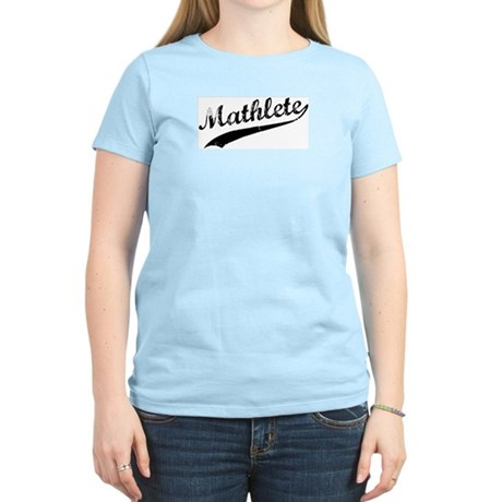 Mathlete Women's Light T-Shirt