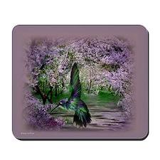 Hummingbird Mousepad