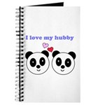 I LOVE MY HUBBY Journal