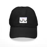 I LOVE MY HUBBY Black Cap