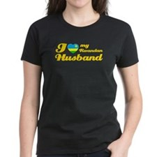 I love my Rwandan husband Tee