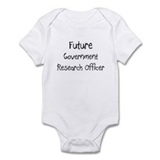 Future Government Research Officer Infant Bodysuit