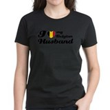 I love my Belgian husband Tee
