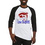 Dolphin Baseball Jersey