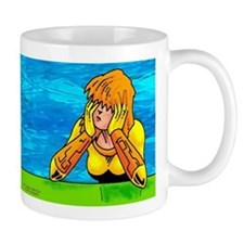 Comics animation Mug