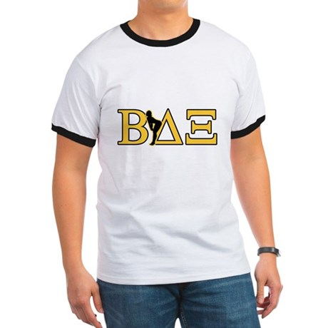 Beta House Fraternity Ringer T
