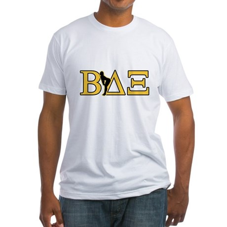 Beta House Fraternity Fitted T-Shirt