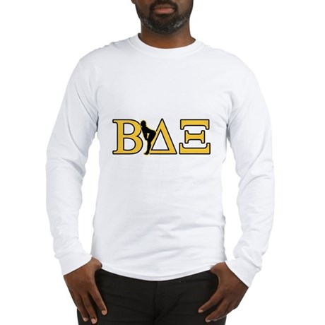 Beta House Fraternity Long Sleeve T-Shirt