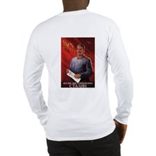 Stalin Poster Long Sleeve T-Shirt