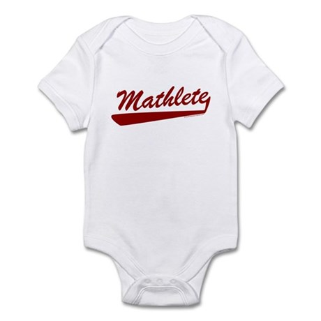 Mathlete Infant Creeper