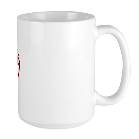 Mathlete Large Mug