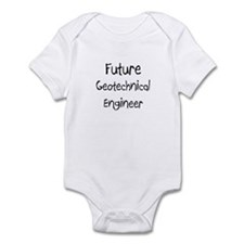 Future Geotechnical Engineer Infant Bodysuit