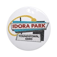 Idora SIGN #1 Ornament (Round)
