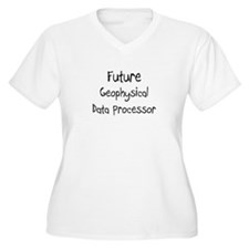 Future Geophysical Data Processor T-Shirt