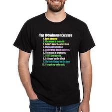Swim Excuses T-Shirt