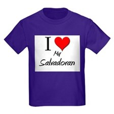 I Love My Salvadoran T