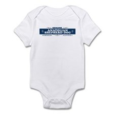 ANATOLIAN SHEPHERD DOG Infant Bodysuit