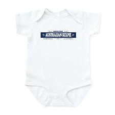 AUSTRALIAN KELPIE Infant Bodysuit