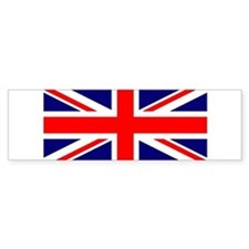 Union Jack Bumper Bumper Sticker