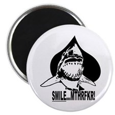Poker Smile Magnet