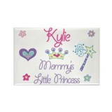 Kylie - Mommy's Little Prince Rectangle Magnet