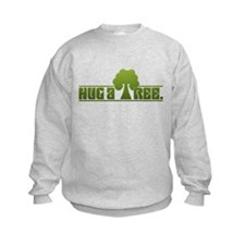Hug a Tree Sweatshirt