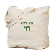 Let's Get Chai Tote Bag