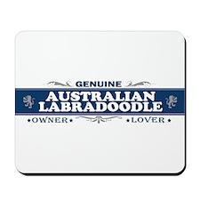 AUSTRALIAN LABRADOODLE Mousepad