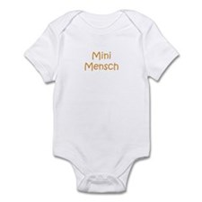 mini mensch Infant Bodysuit
