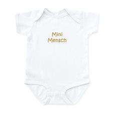 mini mensch Onesie