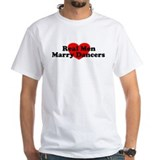 Real Men Marry Dancers Shirt