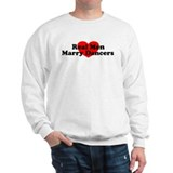 Real Men Marry Dancers Sweatshirt