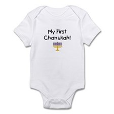 My First Chanukah Onesie
