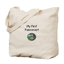 My First Passover Tote Bag
