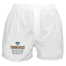 Fishing Rules - Boxer Shorts