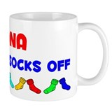 Giana Rocks Socks (A) Small Mug